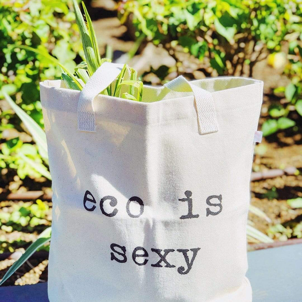 Bags Eco is Sexy Cotton Tote Bag