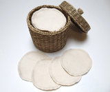 Bath & Beauty Organic Reusable Facial Rounds