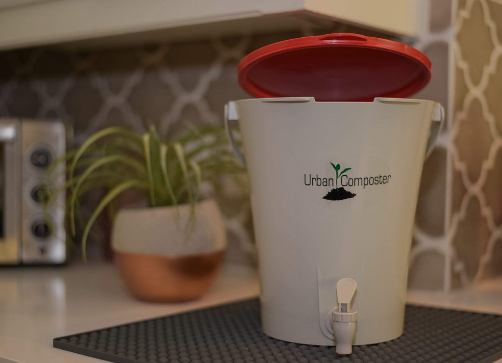 Home & Garden Chilli Urban Composter City - Countertop Composting System
