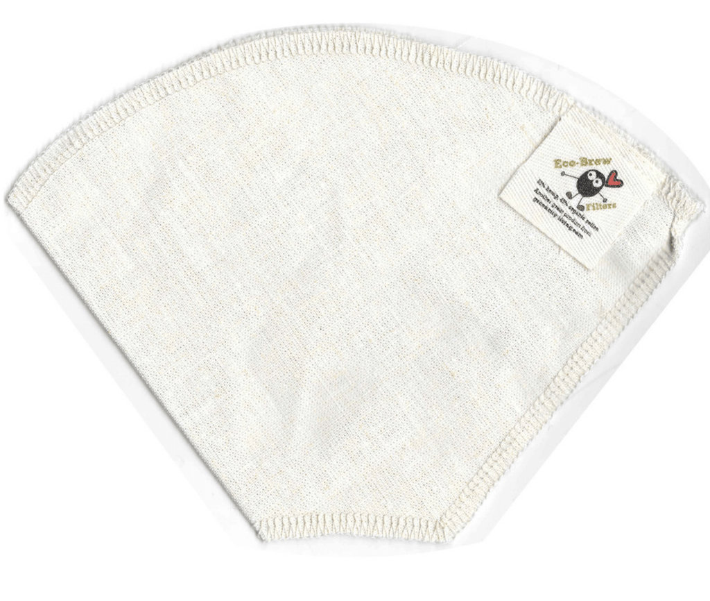 Kitchen #4 Filter Reusable Coffee Filters - Organic Cotton and Hemp