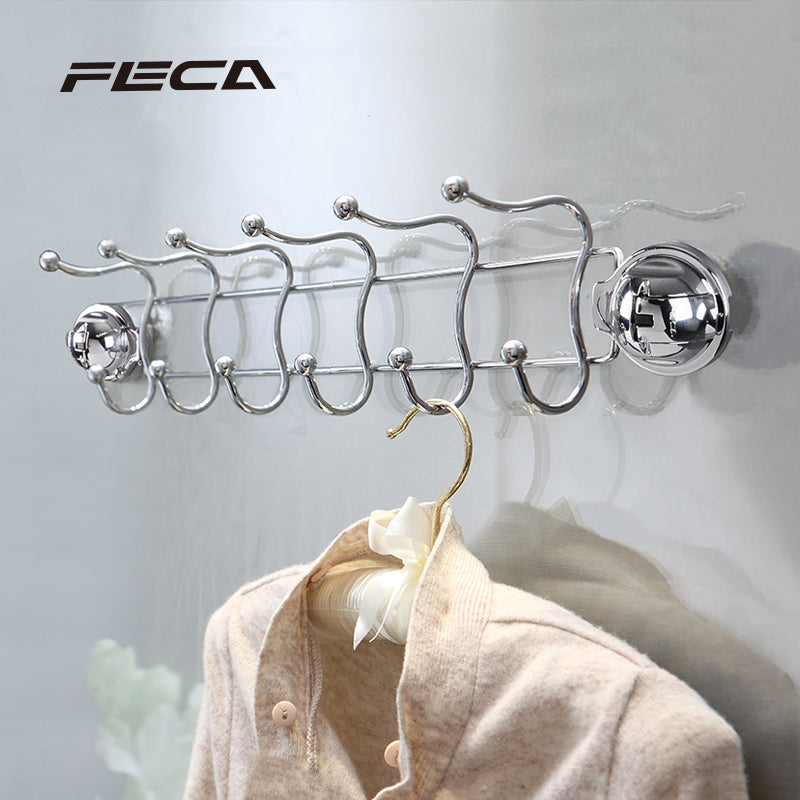 E6 Stainless Steel Coat Rack