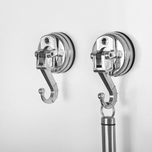 D25 DIANA SUCTION HOOK-CHROME