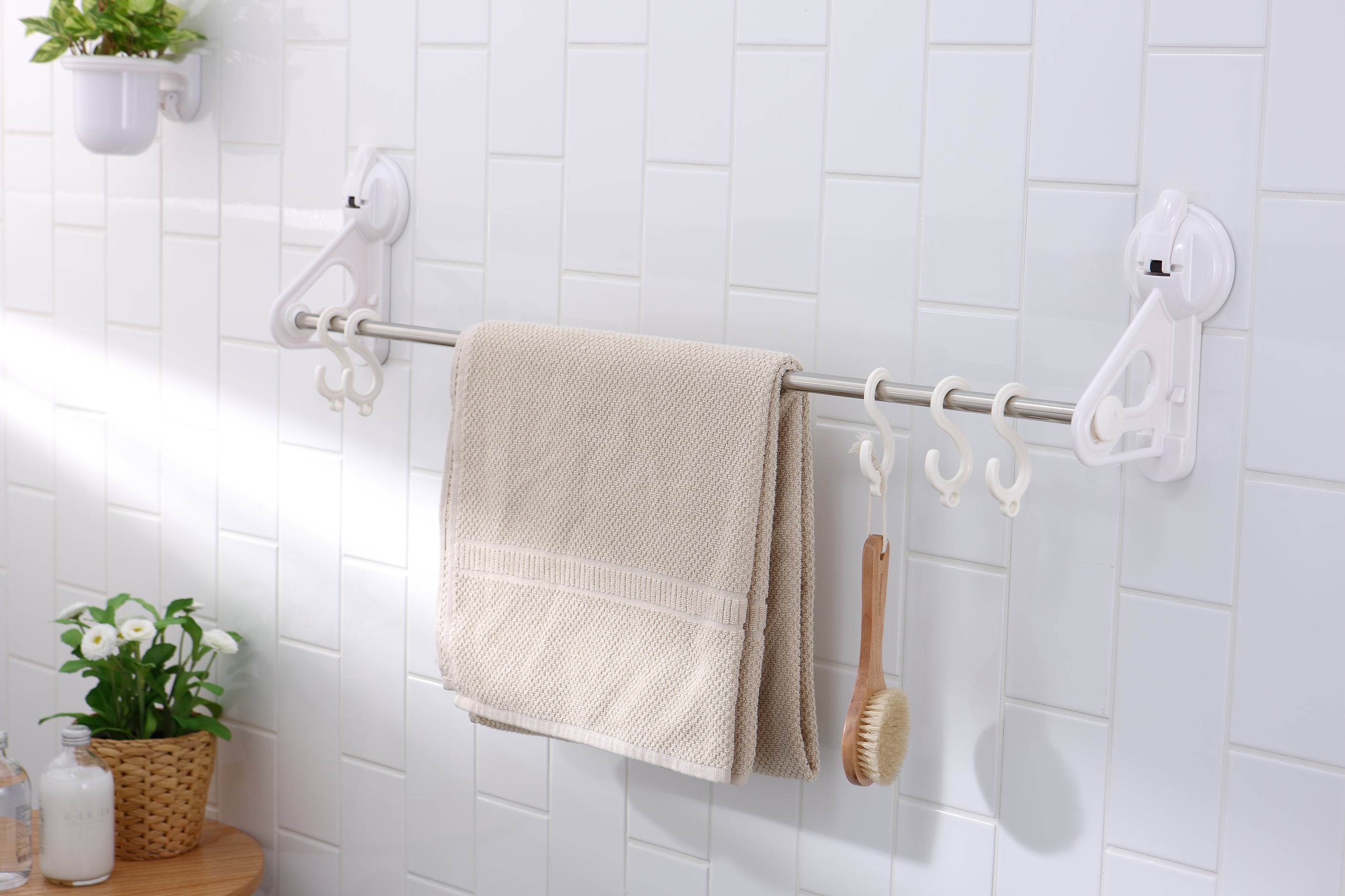 S61 DIANA DULEX TOWEL HOLDER SET