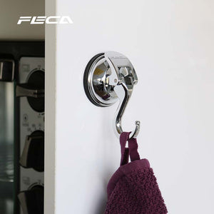E22 EARL SUCTION HOOK STAINLESS STEEL CUP [Colour:  CHROME  PLATED ]