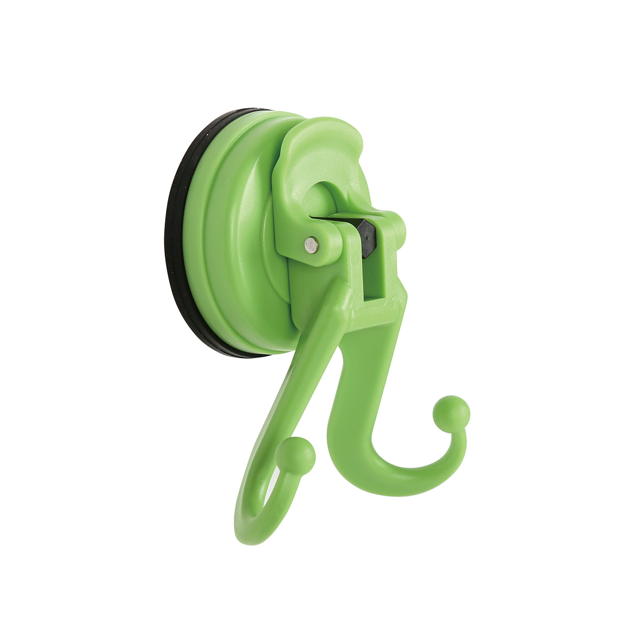 D27 DIANA 2 HOOKS SUCTION CUP [Colour: Green]
