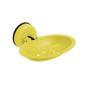 D2 DIANA SOAP HOLDER [Colour: Yellow]