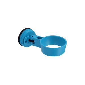 D7 DIANA HAIR DRYER/ TUMBLER HOLDER [Colour: Blue]