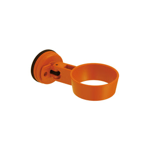 D7 DIANA HAIR DRYER/ TUMBLER HOLDER [Colour: Orange]