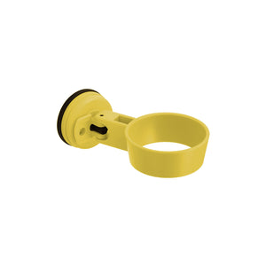 D7 DIANA HAIR DRYER/ TUMBLER HOLDER  [Colour: Yellow]
