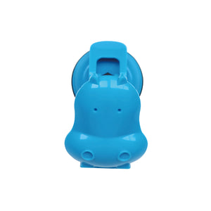 A1 ANIMAL HIPPO SUCTION HOOK [Colour: Blue]