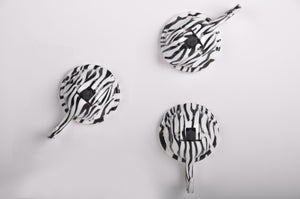 S13 SAMURAI SUCTION HOOK - Zebra
