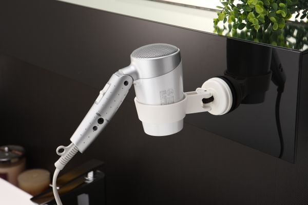 D7 DIANA HAIR DRYER/ TUMBLER HOLDER[Colour: ROSE BLOOM]