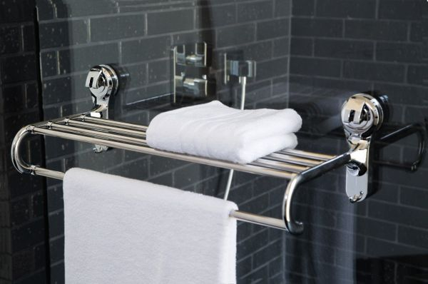 N12  NOBLE 60CM DELUXE TOWEL HOLDER