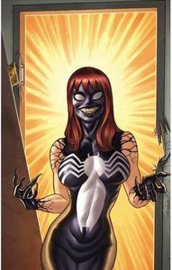 Venom Vol 4 #1 Variant - Quinones - Mary Jane - Virgin cover