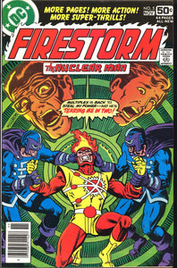 Firestorm (1978) Vol 1 #5 - Final Issue