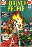 The Forever People Vol 1 #11 - RAW