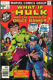 "What If Vol 1 #2 - RAW - ""What If the Hulk Had Always Had Bruce Banner's Brain?"""