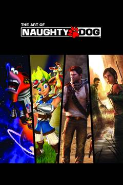 ART OF NAUGHTY DOG HC