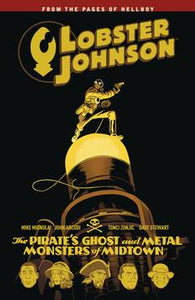 LOBSTER JOHNSON TP VOL 05 PIRATES GHOST