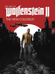 ART OF WOLFENSTEIN II NEW COLOSSUS HC