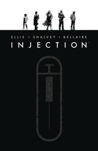 INJECTION DLX ED HC VOL 01 (MR)
