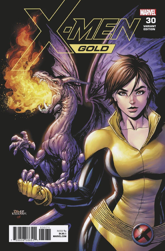 X-Men Gold #30 - Kitty 1:50 Incentive Variant