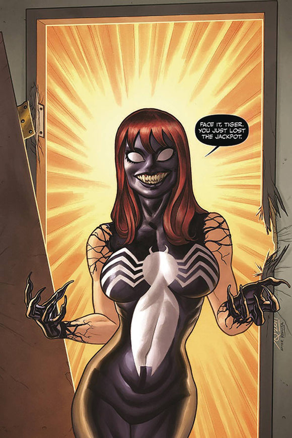 Venom Vol 4 #1 - Variant - Joe Quinones - Mary Jane - Virgin