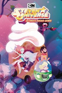 STEVEN UNIVERSE ORIGINAL GN VOL 03 ULTIMATE DOUGH DOWN (C: 1