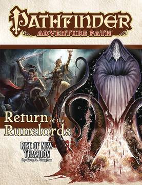 PATHFINDER ADV PATH RETURN OF RUNELORDS PART 6 OF 6 (C: 0-0-