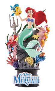 LITTLE MERMAID DS-012 DREAM-SELECT SER PX 6IN STATUE (C: 1-1