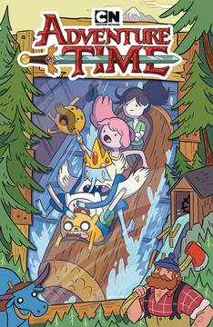 ADVENTURE TIME TP VOL 16 (C: 1-1-2)