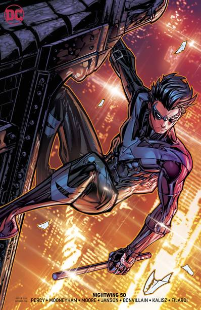 NIGHTWING #50 VAR ED (NOTE PRICE)