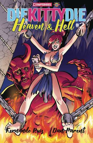 DIE KITTY DIE HEAVEN AND HELL #2 CVR A RUIZ