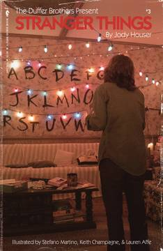 STRANGER THINGS #3 CVR D SATTERFIELD PHOTO VAR