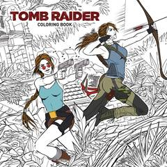 TOMB RAIDER COLORING BOOK TP (C: 1-1-2)