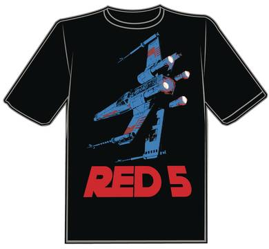 RED 5 T/S XL
