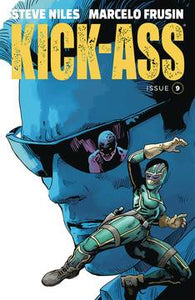 KICK-ASS #9 CVR A FRUSIN (MR)