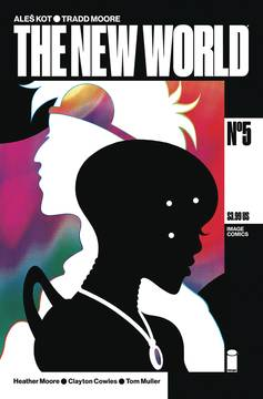 NEW WORLD #5 (OF 5) CVR A MOORE & MULLER (MR)