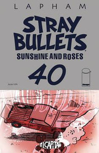 STRAY BULLETS SUNSHINE & ROSES #40 (MR)