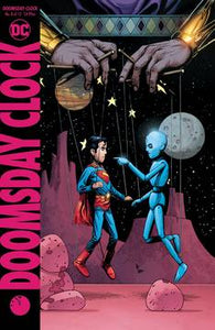 DOOMSDAY CLOCK #8 (OF 12) VAR ED