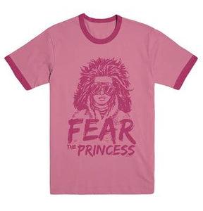 WALKING DEAD FEAR THE PRINCESS T/S MED (C: 0-1-2)