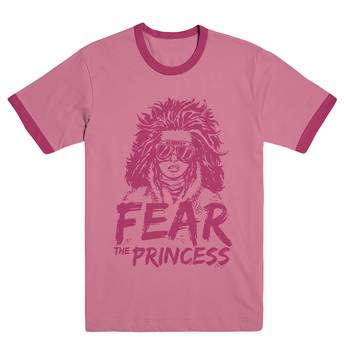 WALKING DEAD FEAR THE PRINCESS T/S LG (C: 0-1-2)