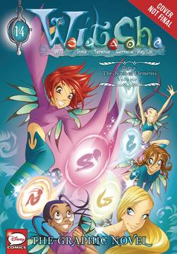 WITCH PT 5 BOOK OF ELEMENTS GN VOL 02 (C: 1-1-2)