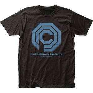 ROBOCOP OMNI CONSUMER PRODUCTS LOGO T/S MED (C: 1-1-2)