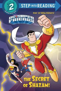 DC SUPER FRIENDS SECRET OF SHAZAM YR SC (C: 0-1-0)