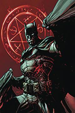 DF BATMAN DAMNED #1 SGN AZZARELLO LEE VAR (C: 0-1-2)