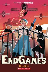 NEWSPRINTS HC GN VOL 02 ENDGAMES (C: 0-1-0)