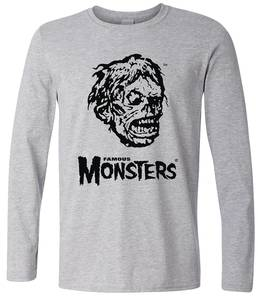 SHOCK MONSTER LONG SLEEVE T/S MED