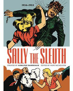 SALLY THE SLEUTH COLOR ED TP (MR)