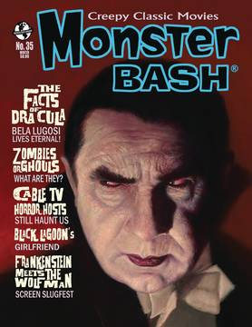 MONSTER BASH MAGAZINE #35 (C: 0-1-1)